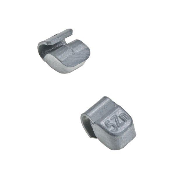 Stix Schlaggewichte Auswuchtgewichte Wuchtgewichte 30g ZN f/ür Stahlfelgen 100 St/ück Zink
