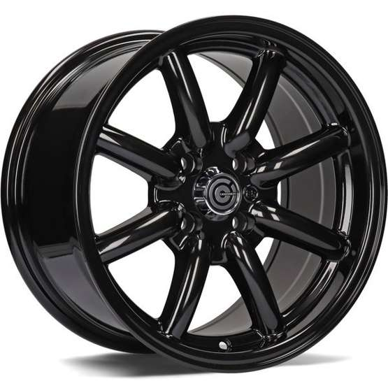 Alloy Wheels 15'' 4x100 Carbonado Brandenburg BG