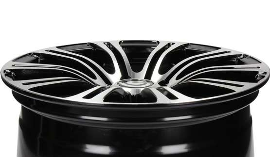 "Alloy Wheels 18"" 5x120 Carbonado Comeback BFP"