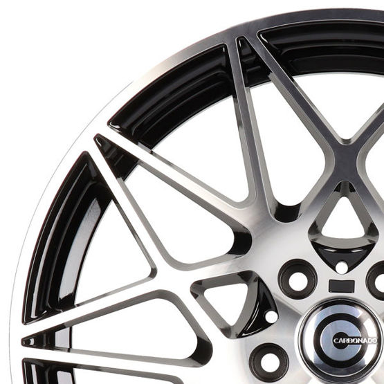 "Alloy Wheels 18"" 5x120 Carbonado Crazy BFP"