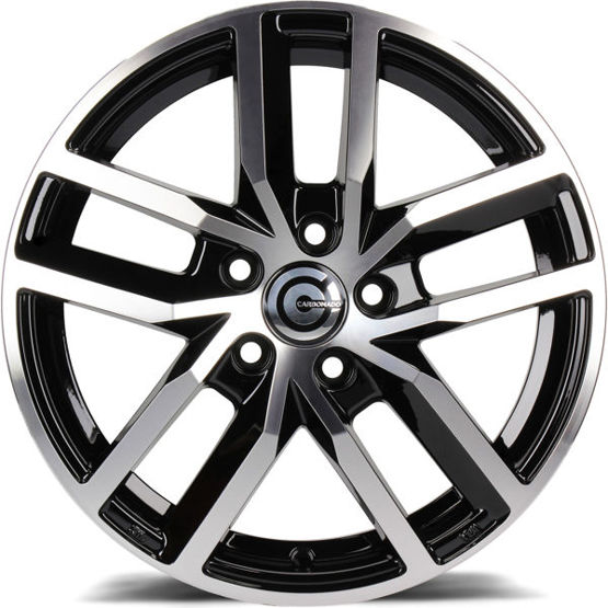 Alloy Wheels 15'' 5x112 Carbonado Ice BFP