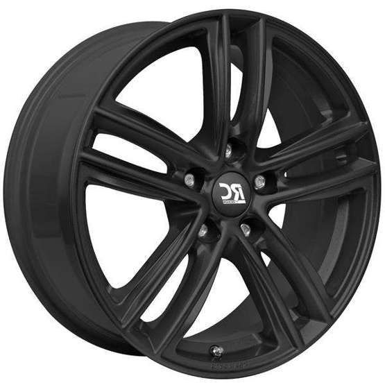 "Alloy Wheels 16"" 5x114,3 RC Design RC 27 SKM"