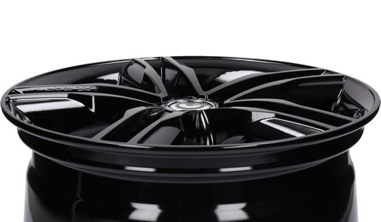 "Alloy Wheels 17"" 5x112 Carbonado Jump BG"