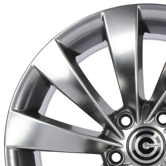 Alloy Wheels 17'' 5x112 Carbonado Puma DHB