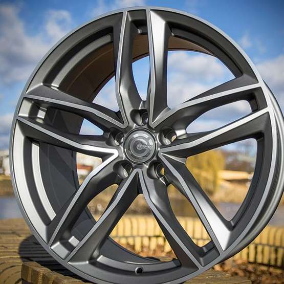 Alloy Wheels 17'' 5x112 Carbonado Style MAFP