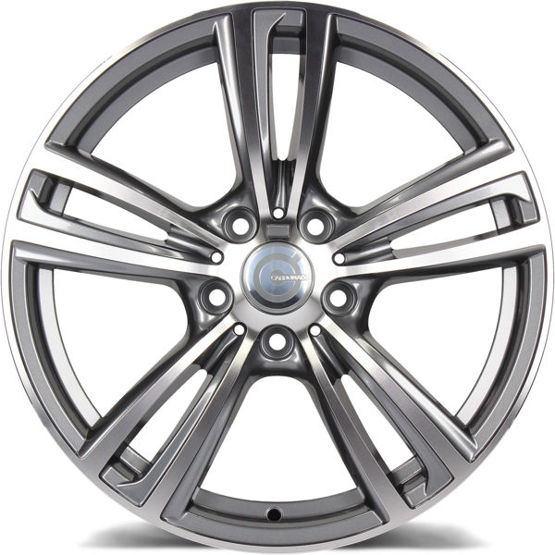 Alloy Wheels 17'' 5x120 Carbonado Dual AFP