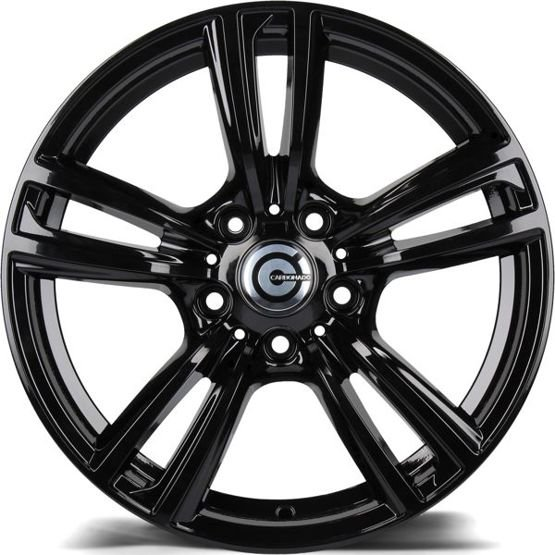 "Alloy Wheels 17"" 5x120 Carbonado Dual BG"