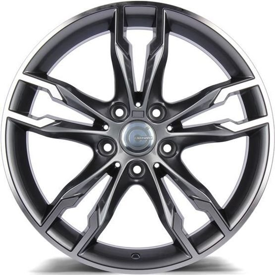 "Alloy Wheels 17"" 5x120 Carbonado Inferno AFP"