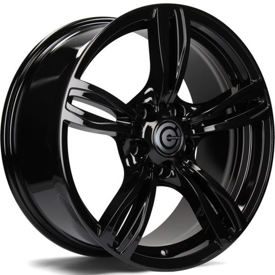 "Alloy Wheels 17"" 5x120 Carbonado Ultra BG"