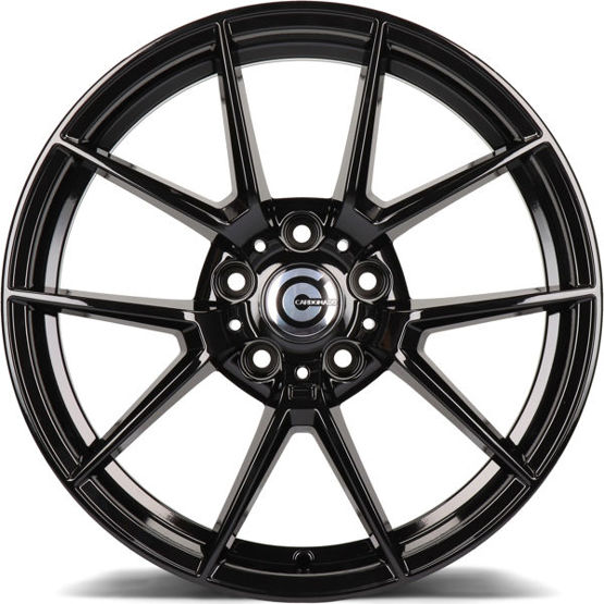 "Alloy Wheels 18"" 5x120 Carbonado Spider BG"