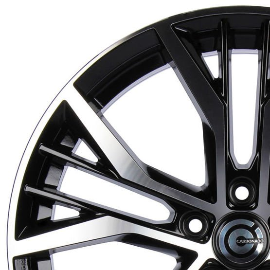 "Alloy Wheels 19"" 5x112 Carbonado Power BFP"