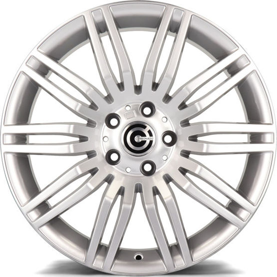 Alloy Wheels 19'' 5x120 Carbonado Elegance DHS
