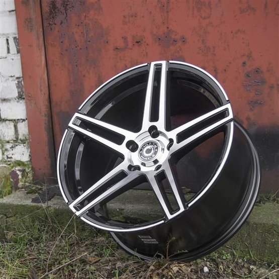 "Alloy Wheels 19"" 5x120 Wrath WF-1 BP"