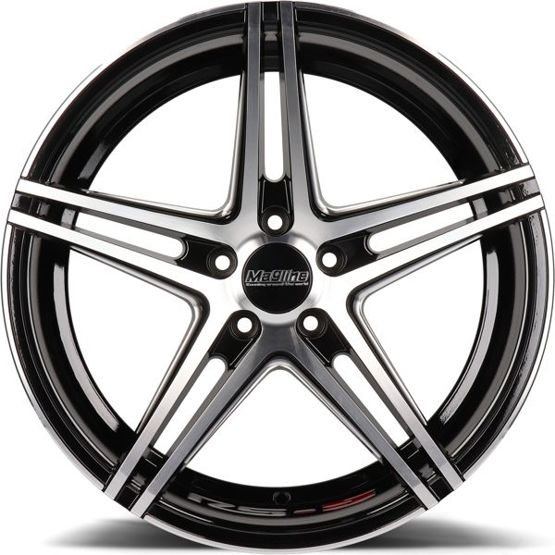 "Alloy Wheels 20"" 5x112 Magline RS5 BVF"