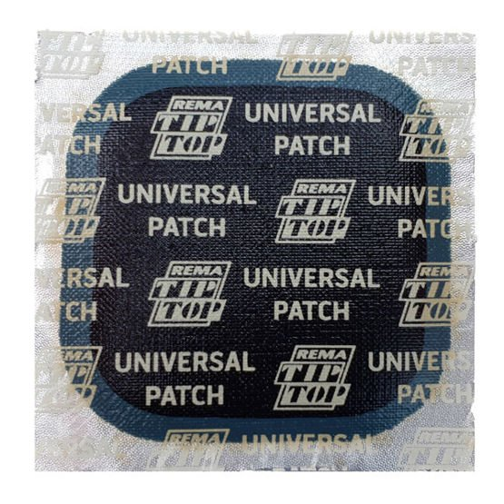Patches for tire repair UP8 (55mm) 1pcs. - Rema Tip Top