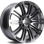 "Alloy Wheels 18"" 5x120 Carbonado Comeback AFP"