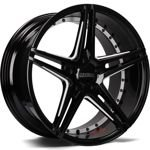 "Alloy Wheels 19"" 5x112 Magline RS5N BIVM"