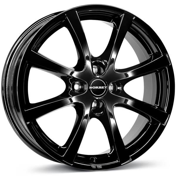 Felgi Aluminiowe 14 4x100 Borbet Lv4 48798 Felgeopl
