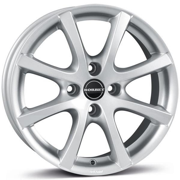 Felgi Aluminiowe 14 4x100 Borbet Lv4 49537 Felgeopl