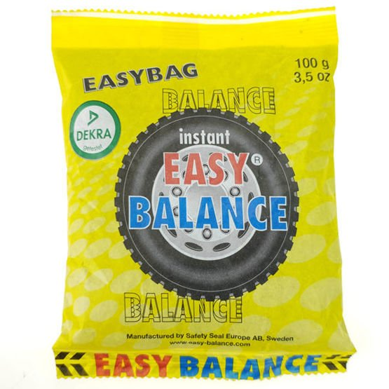 Proszek do wyważania kół Easy Balance (100 g, saszetka) - Safety Seal